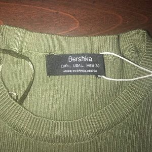 Bershka Tops - Bershka top w/ cut out sides